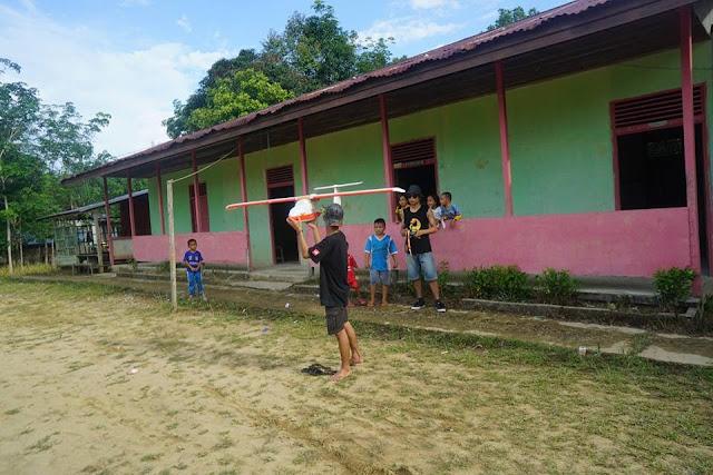 Pengalaman Pemetaan Drone di DAS Mandai - Kalis dan Bunut - Suruk