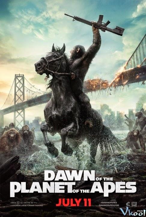 Sự Khởi Đầu Của Hành Tinh Khỉ | Dawn Of The Planet Of The Apes (2014) Full Hd