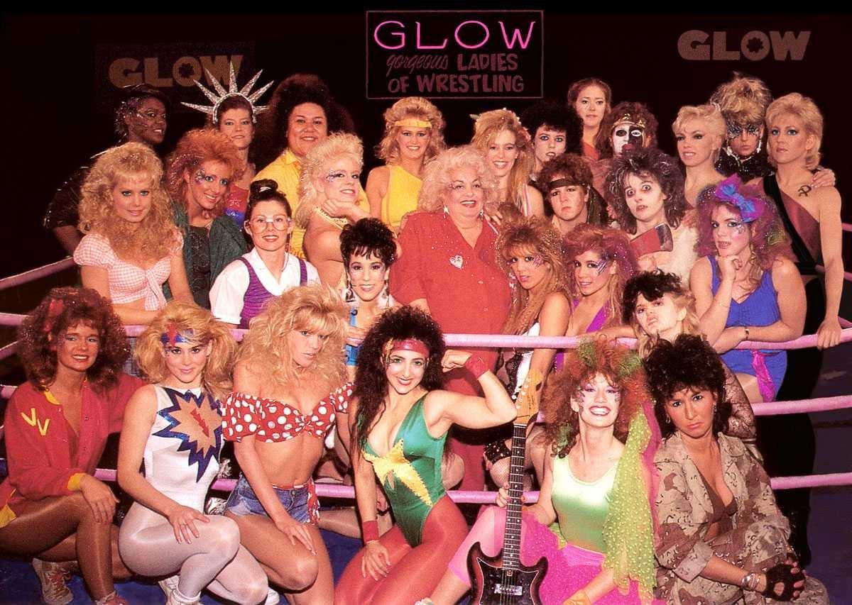 Actriz Porno Melrouse Place quÉ fue de?: las chicas con las chicas (glow: gorgeous