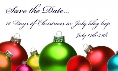 vicki s crafts and quilting save the date christmas in july blog hop