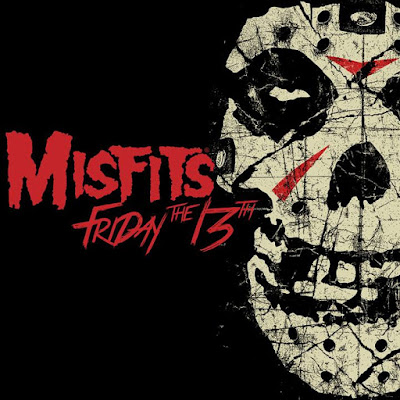 Misfits - Friday The 13th - EP cover - 2016