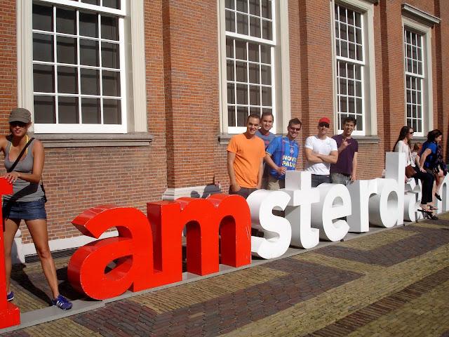 Pequeno I amsterdam, Holanda
