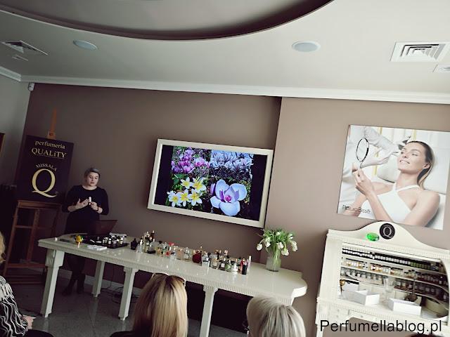 warsztaty zapachowe fotorelacja perfumeria qaulity
