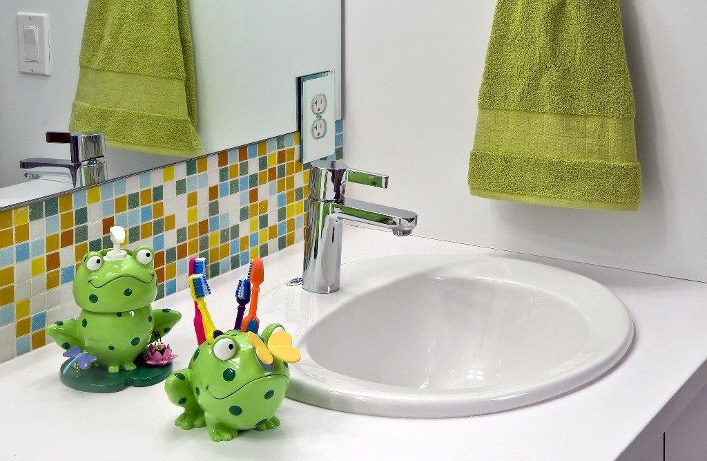 Hogar 10 Cómo Decorar Un Baño Para Niños I