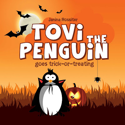 Cover of Tovi the Penguin free ebook
