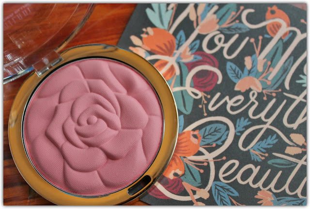 Milani rose blush