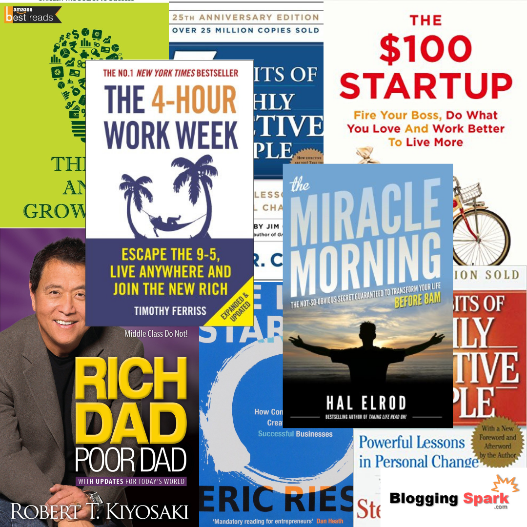 8 books you must read to get successful