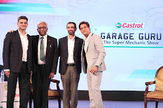 castrol garrage guru - the macenik show news in hindi