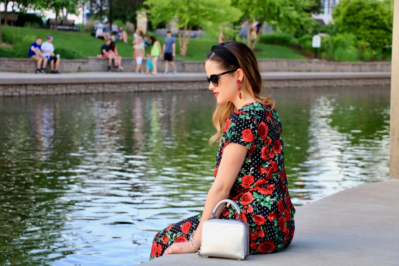 Nyc fashion blogger Kathleen Harper's summer street style