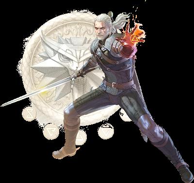 """Geralt de Rivia mostrará sus habilidades en """"Soul Calibur VI""""."""