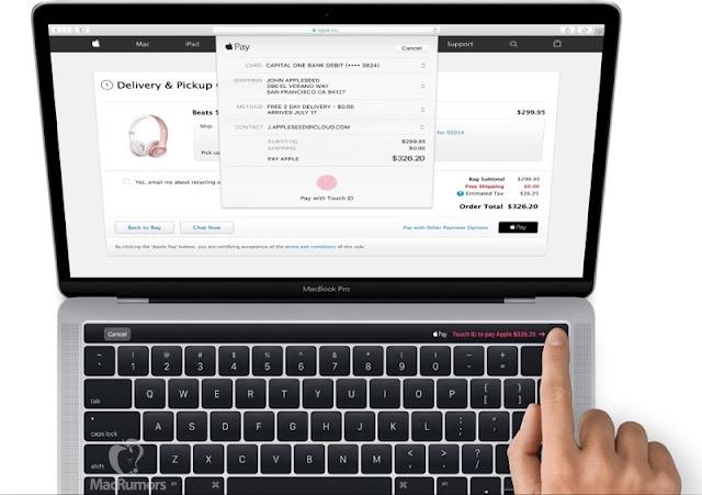 Apple để lộ hình ảnh chiếc MacBook Pro sẽ được giới thiệu vào ngày 27/10 tới đây