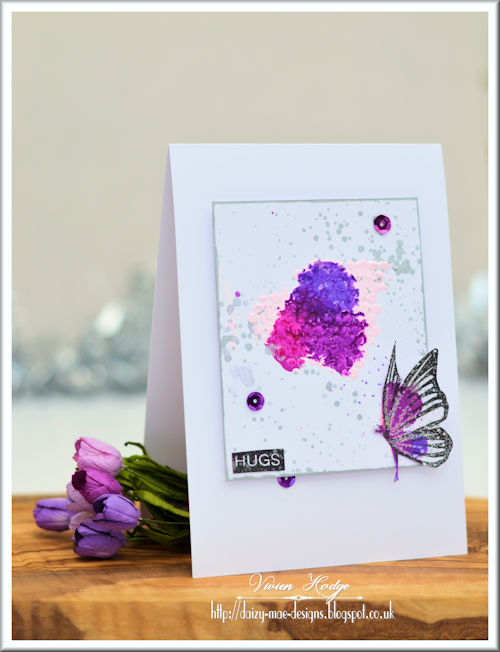 Stencil, LIM, CAS, Butterfly