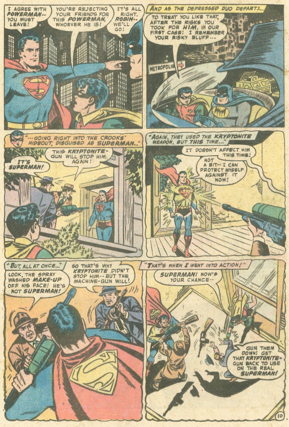 Read online World's Finest Comics comic -  Issue #229 - 16