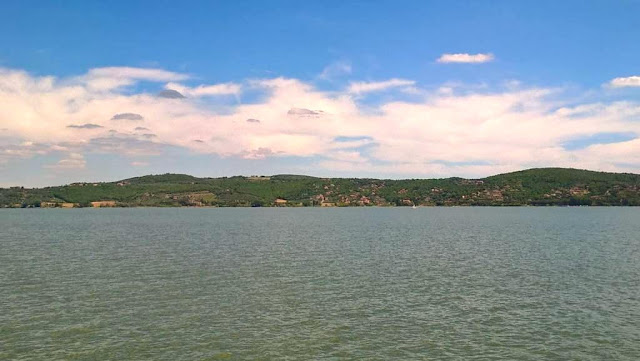 Itinerari vacanze Lago Trasimeno,  cosa vedere fare sul Trasimeno
