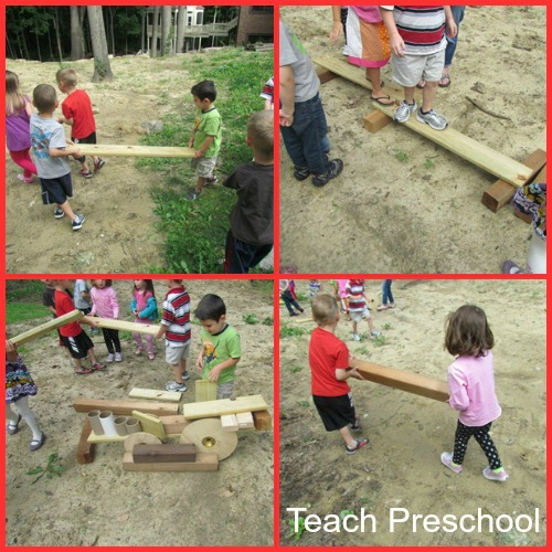 25 Diy Outdoor Playscapes And Learning Station Ideas Preschool Powol Packets