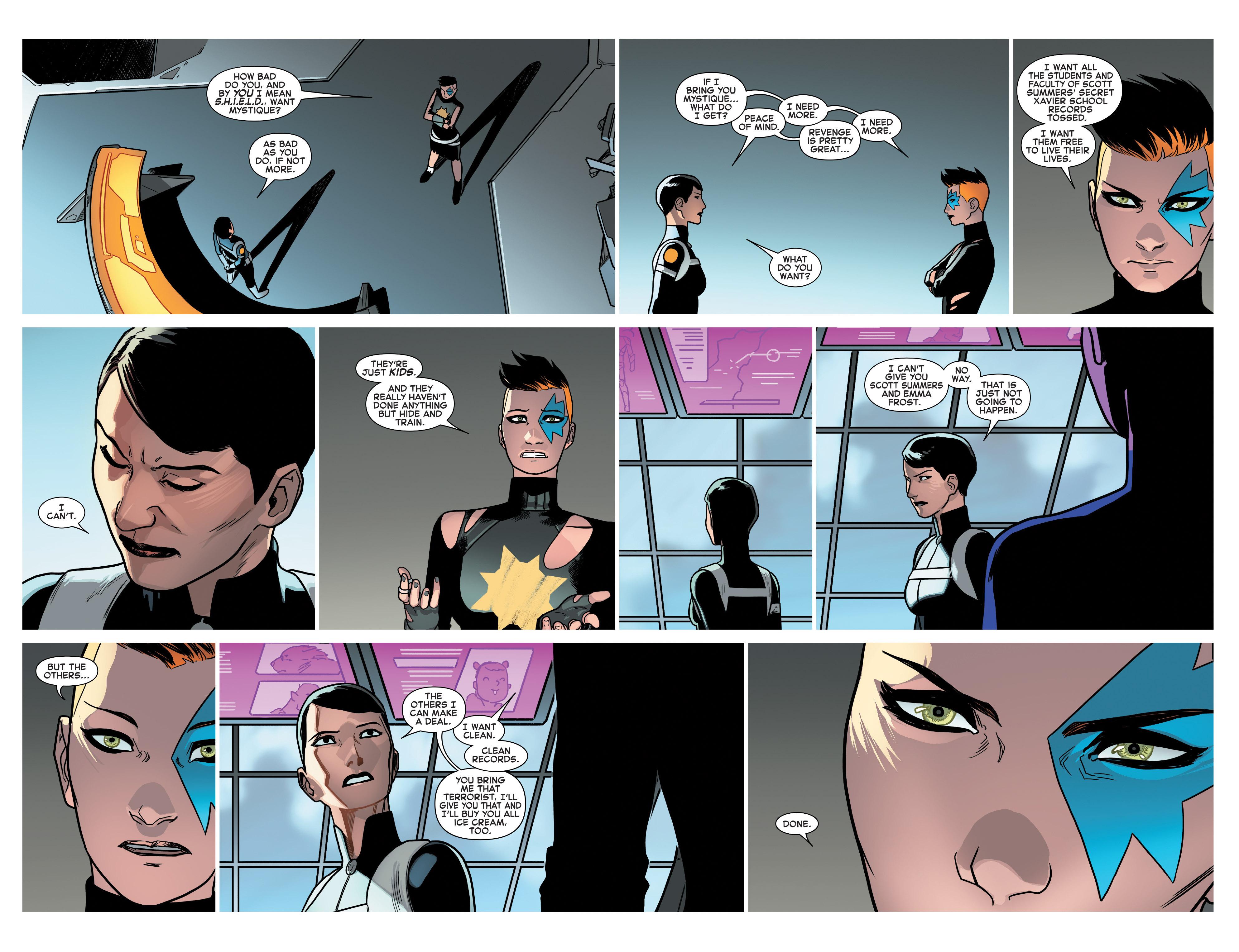 Read online Uncanny X-Men (2013) comic -  Issue #34 - 10