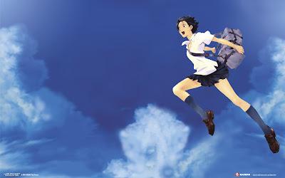 Toki wo Kakeru Shoujo (The Girl Who Leapt Through Time) Subtitle Indonesia