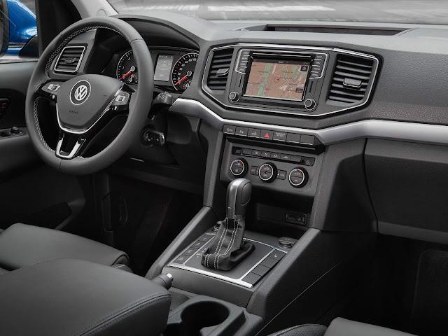 Nova VW Amarok 2017 V6 3.0 TurboDiesel