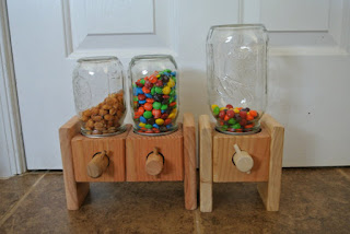 awesome eco-friendly 6th anniversary gift candy dispenser