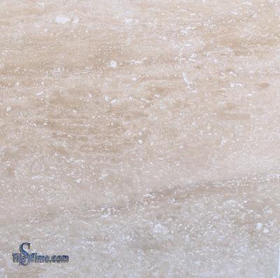 Silver Travertine Tile Honed