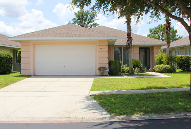 Kissimmee rental homes Orlando