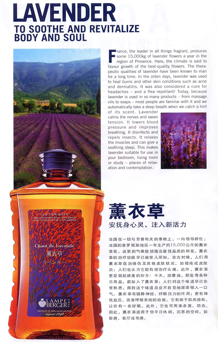 Lampe Berger Essential Oil Articles Lampe Berger Malaysia