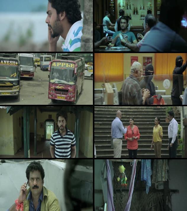 Kubera Rasi 2015 UNCUT Dual Audio Hindi 720p HDRip