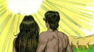 Adam e Eva, o primeiro casal