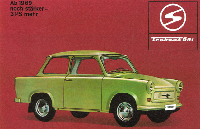 Auto Union Project Trabant The East German People S Car