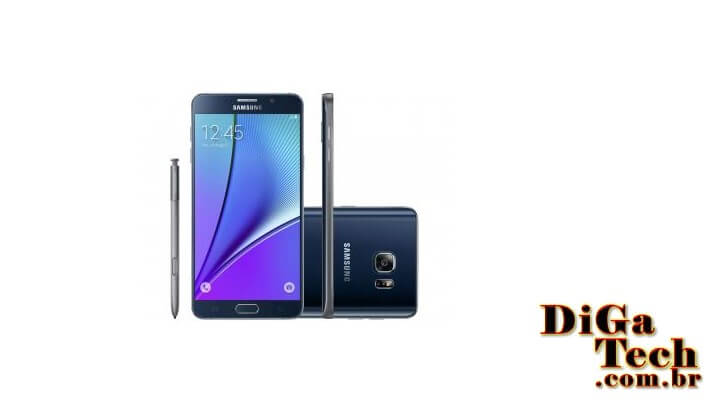 Smartphone Galaxy Note 5