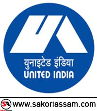 United India Insurance Co. Ltd Recruitment 2019 | Administrative Officer -MEDICAL | MBBS | No of Vacancy- 12 |  Last Date- 27-02-2019 | SAKORI ASSAM