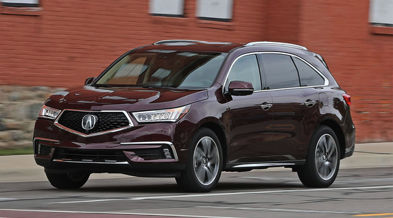 2020 Acura MDX SH-AWD Review