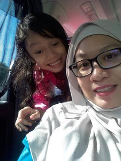 Alhamdulillah Cik Qaireen Dah 6 Tahun