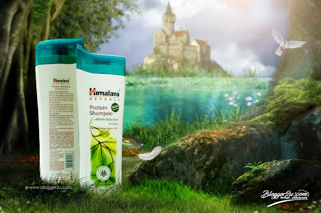 Protein Shampoo - Gentle Daily Care Himalaya