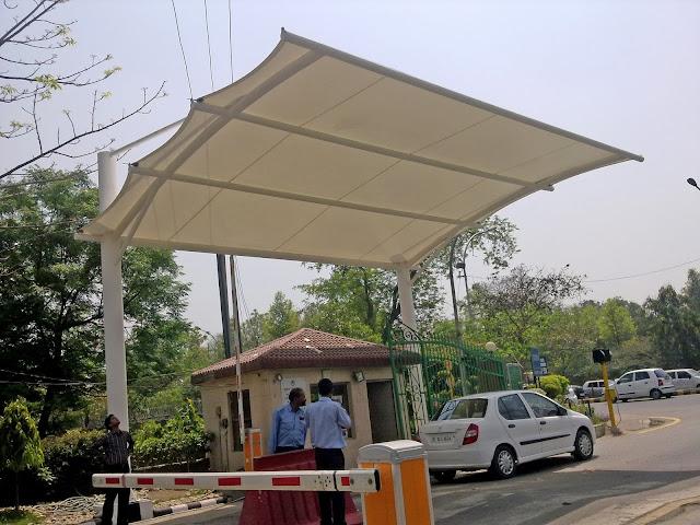 awning kanopi security