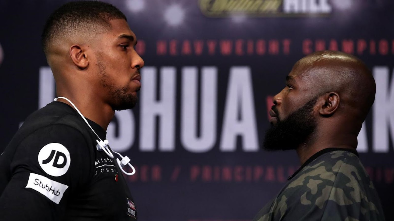 ANTHONY JOSHUA VS CARLOS TAKAM 7