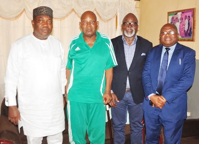 Enugu Offers Employment to Christian Chukwu's son