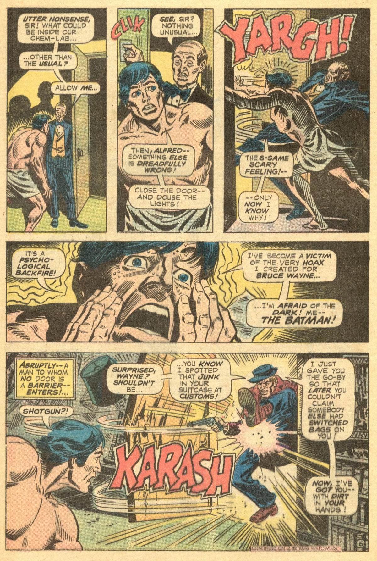 Detective Comics (1937) 436 Page 6