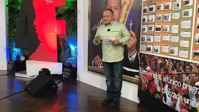 Cabello a Ortega Díaz: Que demuestre si la llamé ese 28 de diciembre