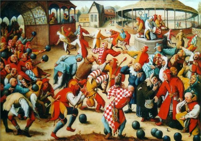 Trabajar para vivir: el trabajo en la Edad Media.