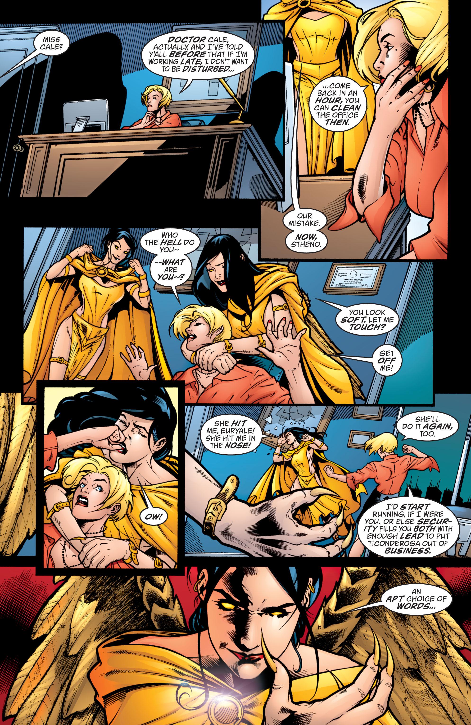 Read online Wonder Woman (1987) comic -  Issue #207 - 3