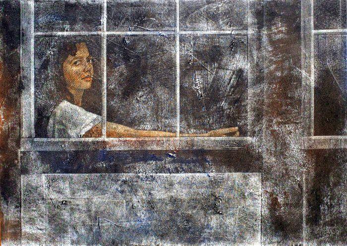 Современный испанский художник. Pedro Fausto Rodriguez Perez 11