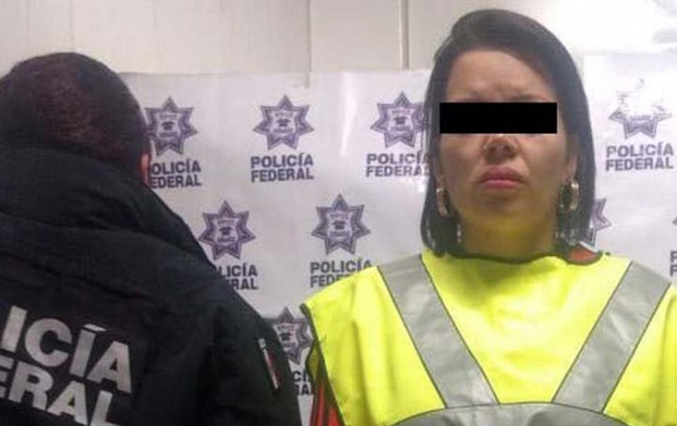 Detienen a Graciela 'N', reclutadora de portal 'Zona Divas'
