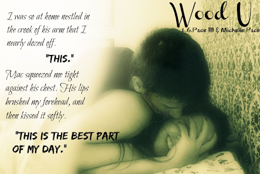 """Wood U"" by L.G. Pace III and Michelle Pace Release Blitz!!"