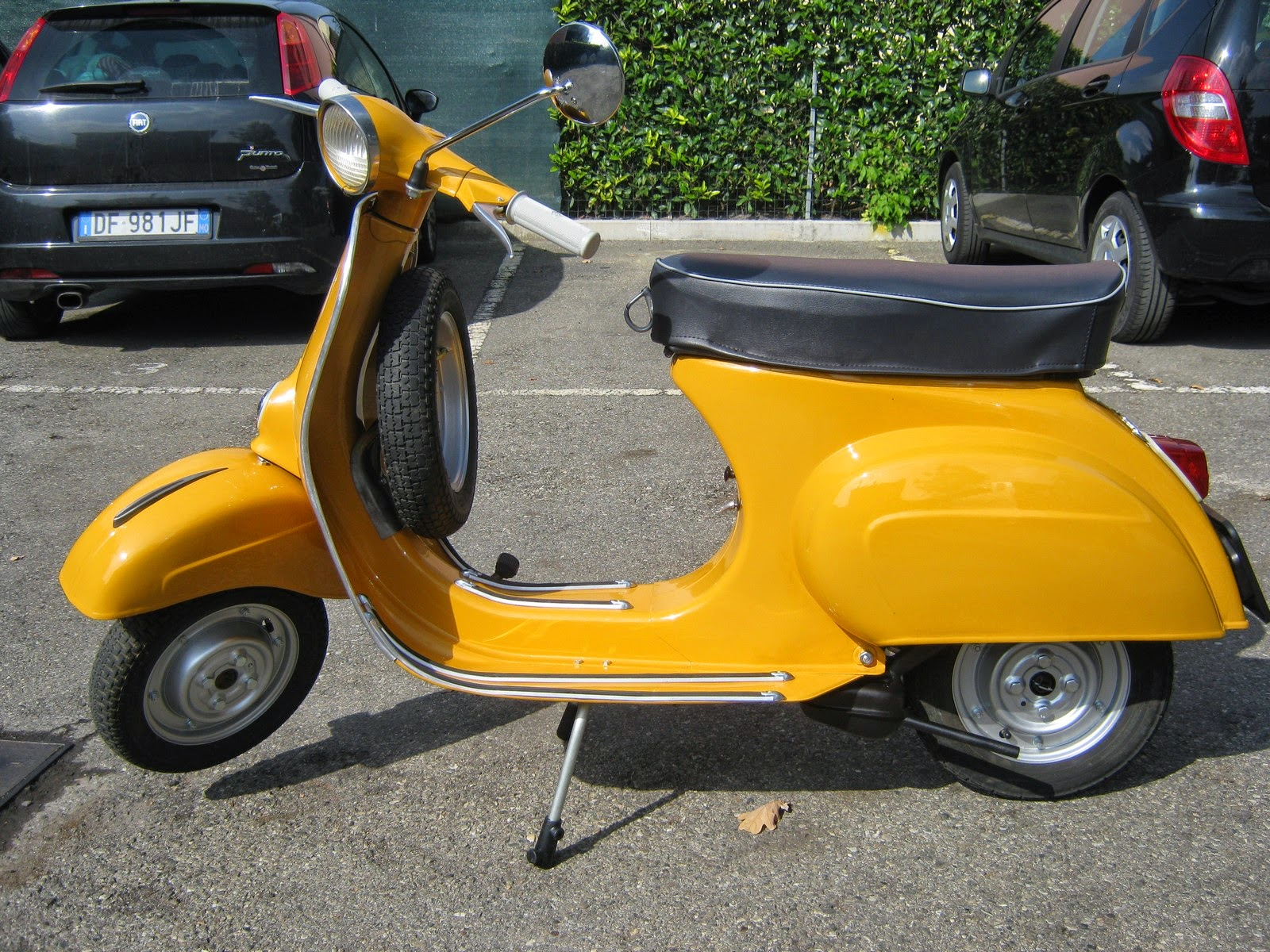 e 39 tutto un mondo vespa restauro vespa 50l del 1970. Black Bedroom Furniture Sets. Home Design Ideas