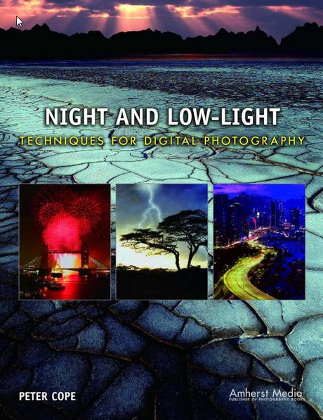 Portada libro: Night and low-light techniques for digital photography