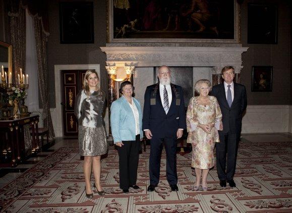 The Praemium Erasmianum Foundation has awarded the Erasmus Prize 2012 to the American philosopher Daniel C. Dennett