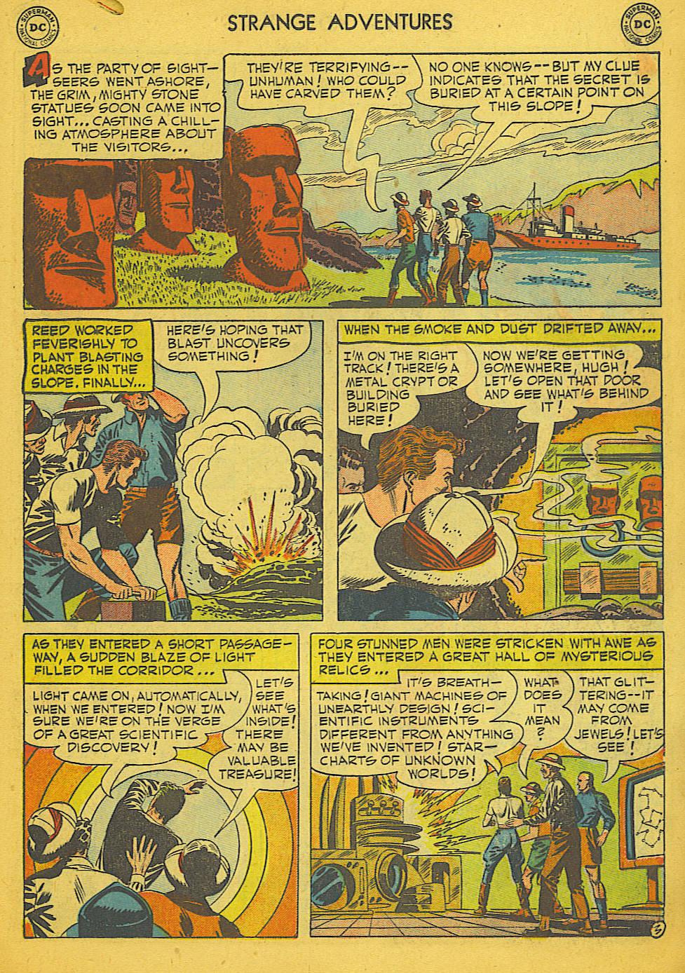 Strange Adventures (1950) issue 16 - Page 15