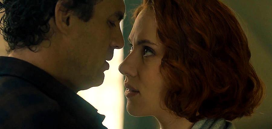 Implicare romantică între Bruce Banner și Black Widow