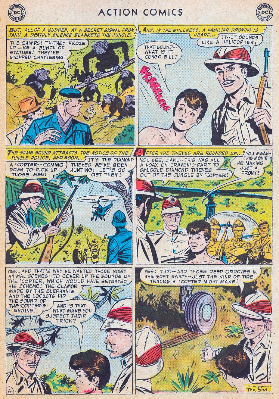 Read online Action Comics (1938) comic -  Issue #241 - 23